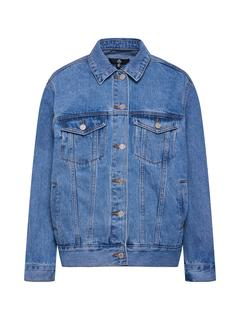 Tussenjas 'OVERSIZED DENIM JACKET'