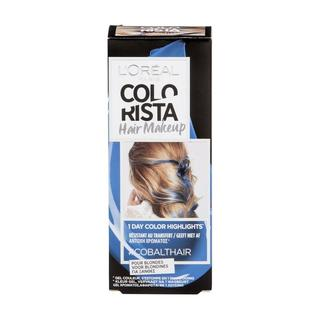 L'Oréal Paris #CobaltHair Hair Makeup