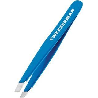 Mini Slant Tweezer Mini Slant Tweezer Bahama Blue