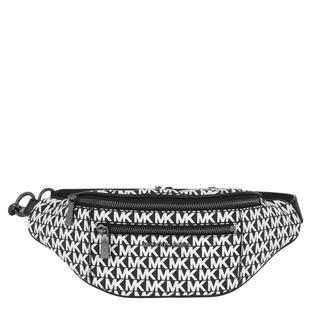 Tasche - Mott Medium Waistpack Black/White in zwart voor dames - Gr. Medium