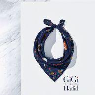 Zuivere zijden sjaal Gigi Hadid