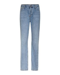 Dames high rise straight jeans
