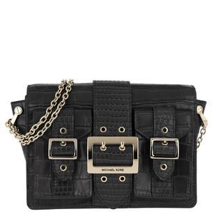 Tasche - Hayden Medium Pocket Messenger Black in zwart voor dames - Gr. Medium