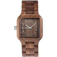 WeWOOD MIRA Nut houten horloge