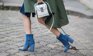 5 nieuwe manieren om enkellaarjes te dragen