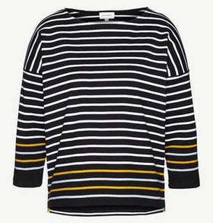 Filine Contrast Stripes sweatshirt