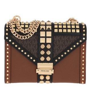 Tasche - Whitney Shoulder Bag Brown Multi in cognac voor dames