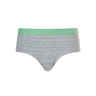 hipster Fine Stripe green maat 134/140