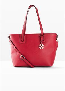 Dames shopper in rood