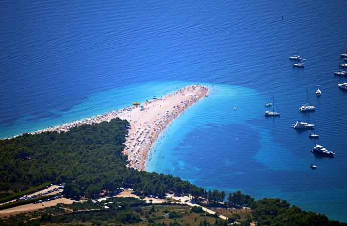 De mooiste stranden in Europa - Kroatië