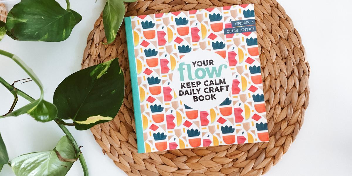 Your Keep Calm Daily Craft Book
