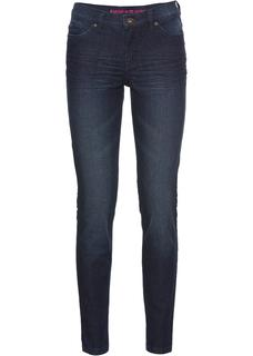 Dames super skinny jeans in blauw