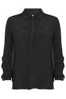 Blouse Zwart X604