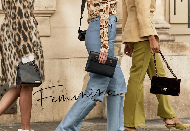 3x tassen die je als Feminine vrouw moet hebben