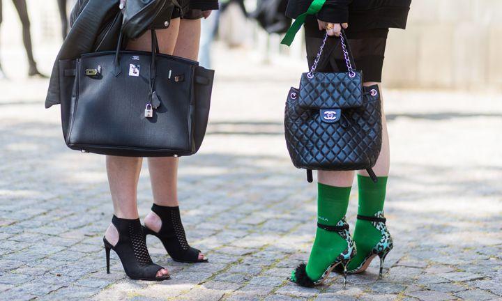 Yay or nay: sokken in sandalen