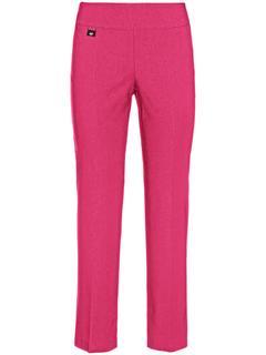 Enkellange broek roze