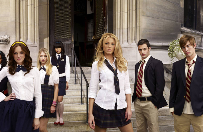 xoxo, Gossip Girl: Seks scenes die ''to hot to air'' waren