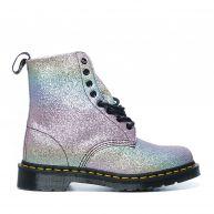 Dr Martens rainbow Pascal glitter