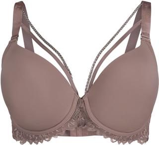 Lizz Padded Wire bra Curvy Dames Beha (fashion)