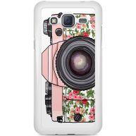 Samsung Galaxy J5 hoesje - Hippie camera