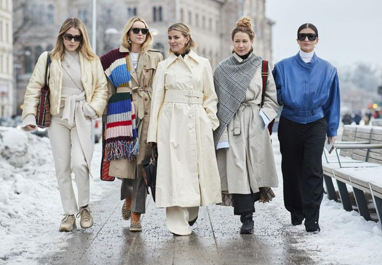 November: Winterkleding om warm van te worden