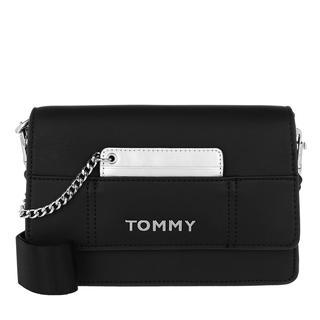Tasche - Item Statement Crossover Black Mix in zwart voor dames