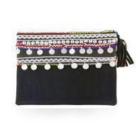 Ibiza Coin Clutch - One Of A Kind