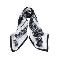 Kenzo Sjaal van zijde 85 x 85 cm