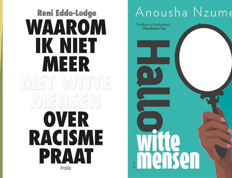 boeken over anti-racisme