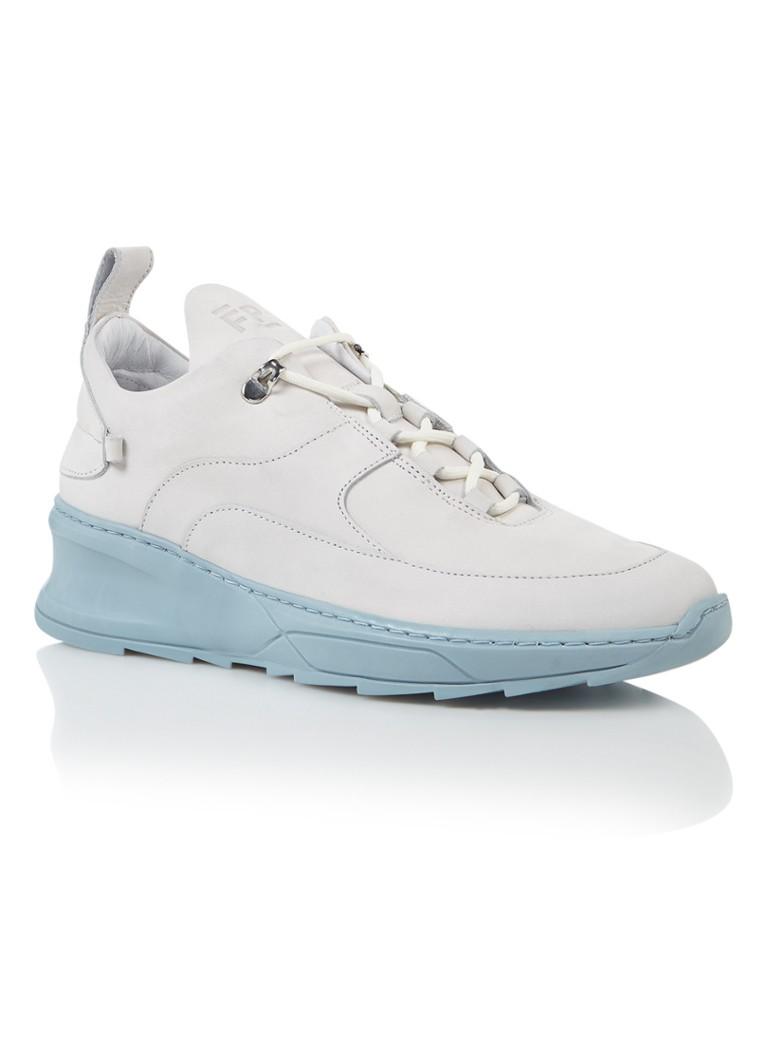Bassa Squalo Marina Batu Sneaker Van Nabuk