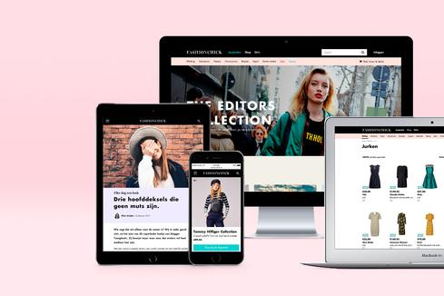 Fashionchick viert 10-jarig bestaan met nieuw design