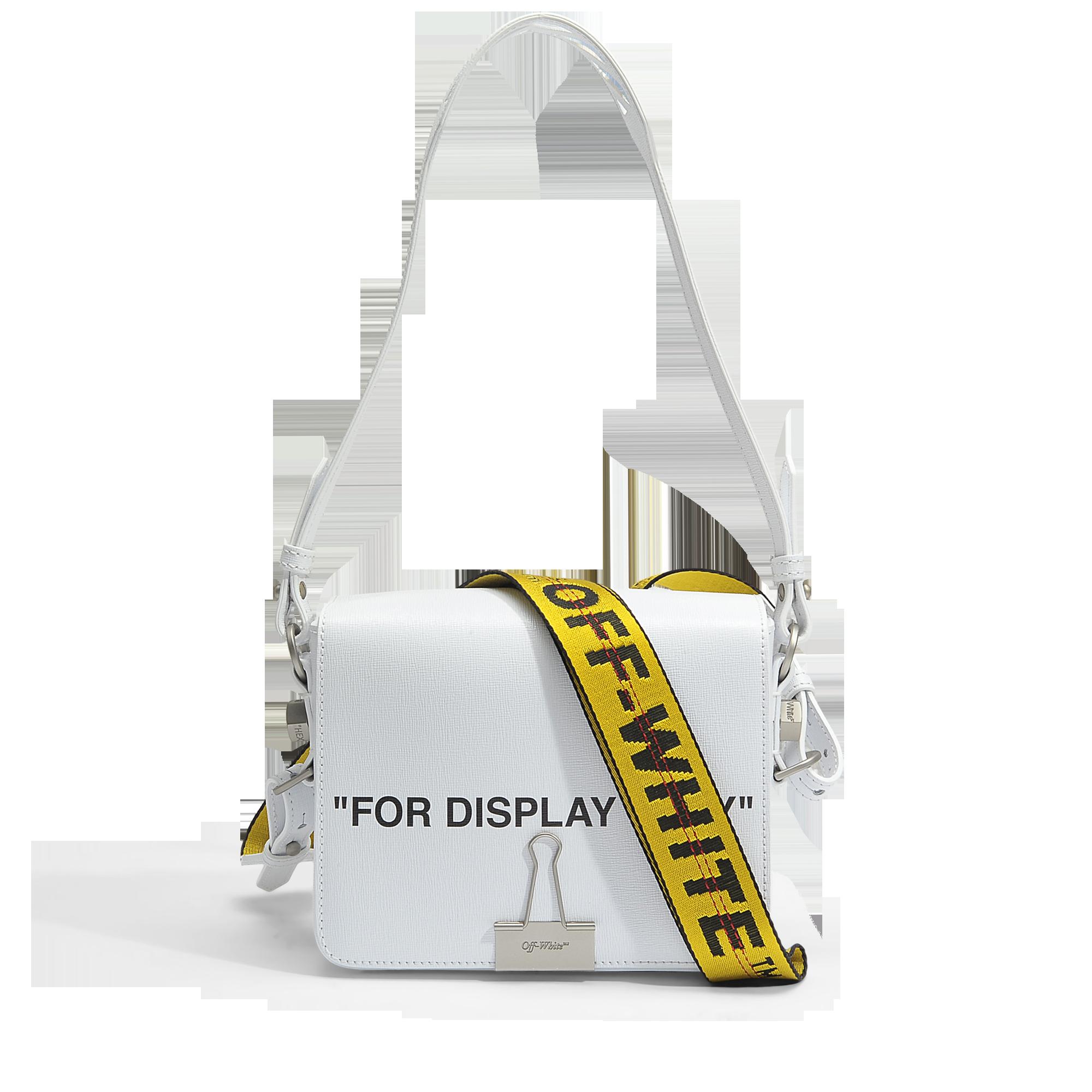 Off White 'solo Per La Visualizzazione' Flap Bag hQVEz