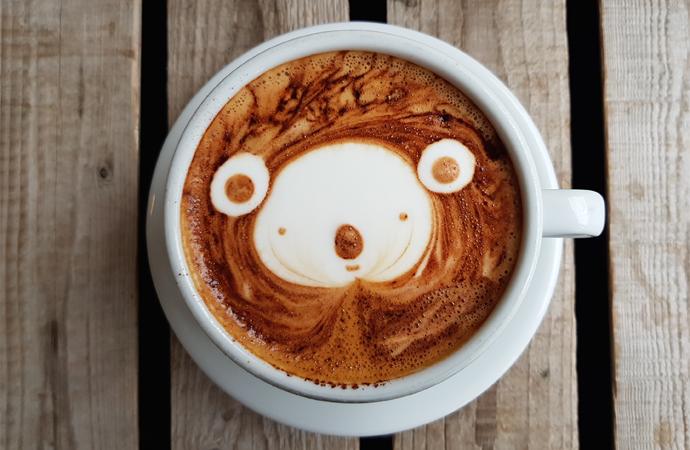 De 3 tofste latte art hotspots van Amsterdam