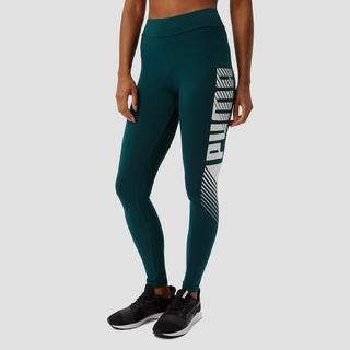 Essential graphic sporttight groen dames