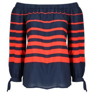 blouse 5584-143570 in het Donker Blauw