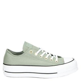 Chuck Taylor All Star Lift platform sneakers kaki