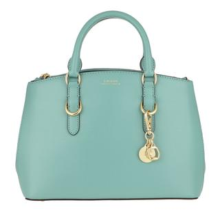 Tote - Bennington Mini Zip Satchel Mini Seafoam in blauw voor dames - Gr. Mini