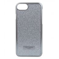 Ted Baker Smartphone covers Sparkles iPhone 6 7 8 Flip Case Zilver