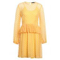 Stine Goya REBECCA Korte jurk amber