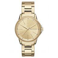 Armani Exchange Horloge goldcoloured
