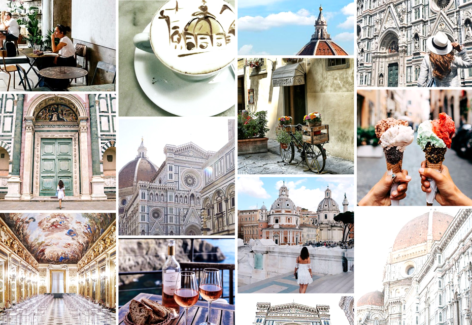 Florence hotspots