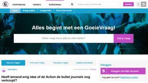 De content van GoeieVraag blijkt op het Startpagina.nl domein namelijk nog  meer waarde te hebben dan op de zelfstandige titel. Met ruim 325.000  bezoekers ...