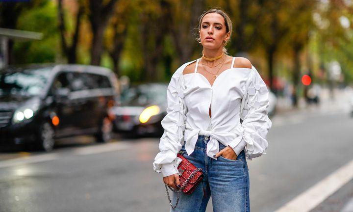 3 nieuwe manieren om de mom jeans te stylen