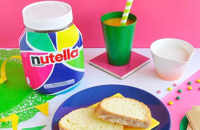 OMG! Nutella introduceert 650.000 unieke potten