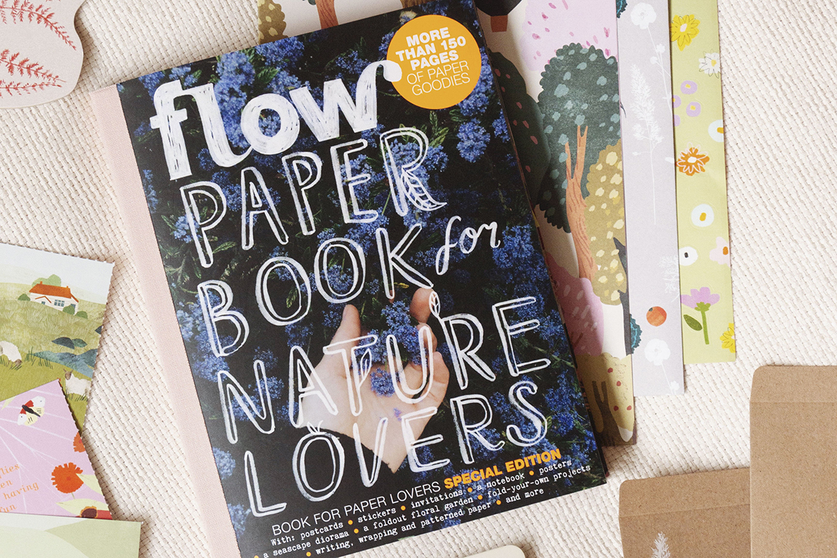 Paper Book for Nature Lovers