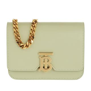 Tasche - TB Chain Belt Bag Sage Green in groen voor dames