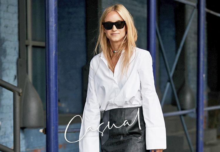 3x casual outfit inspiratie voor naar je werk