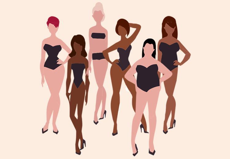 Wat is jouw body type? Doe de test