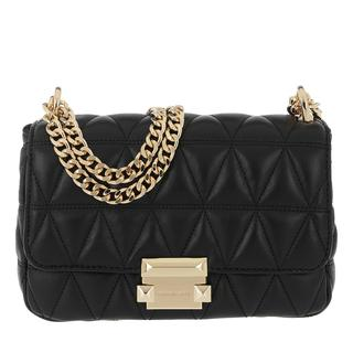 Tasche - Sloan Small Chain Shoulder Bag Black in zwart voor dames - Gr. SM