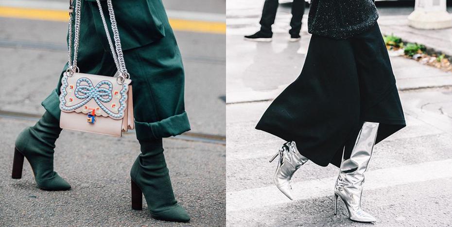 schoenentrends slouchy laarzen
